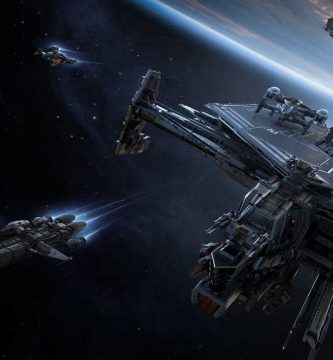 Drake Kraken portanaves de Star Citizen