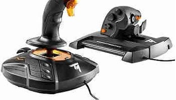 Star Citizen Thrustmaster T16000M FCS HOTAS